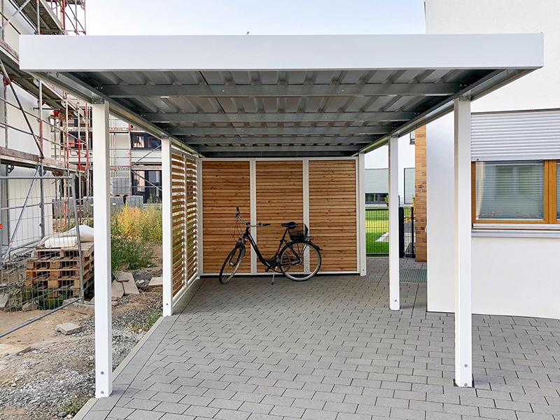 Home Carports - Carports und Überdachungen aus Holz und Metall
